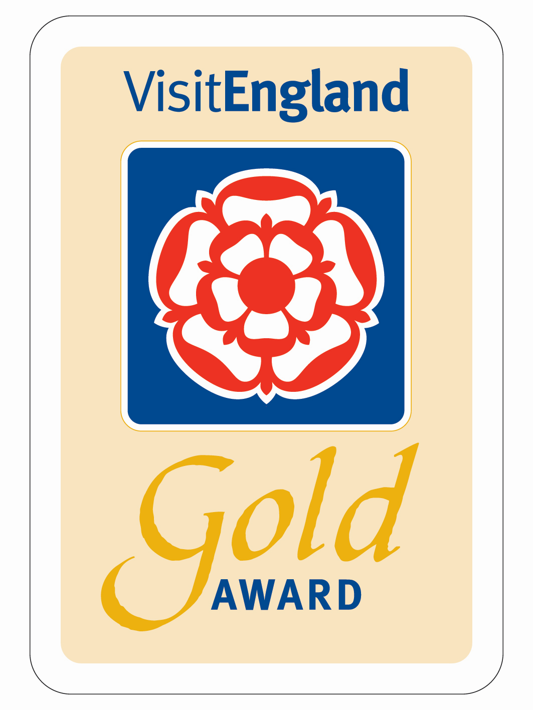 enjoyengland gold award 2016